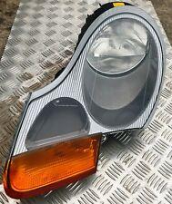 Fanale Porsche 996 / Boxster 986 ALOGENO Freccia GIALLA lato guida