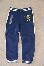 Nuevo Polo Ralph Lauren De Lujo Niños jogger Inferior Pantalón Azul marino francés del pantalón 5y