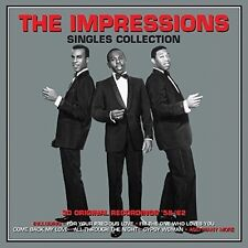 The Impressions - Singles Collection [New CD] UK - Import