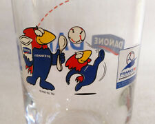 Danone Water Cup ✱ FRANCE 98 FIFA WORLD CUP ✱ Collection Glass Verre Portugal 95