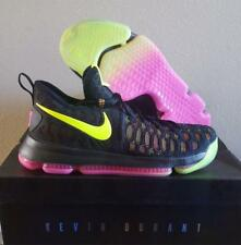on sale ca196 b9926 New Nike KD Zoom Kevin Durant 9 Unlimited Olympic Black Basketball Shoes Sz  10.5