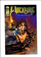 "Witchblade No.1   : 1995 :   : ""The Saga Begins..."" :"
