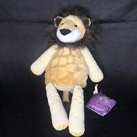 Scentsy Buddy Roarbert The Lion Stuffed Animal Plush With Lucky in Love Scent