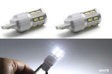 2X Ampoule LED T20 W21/5W Blanc Xénon 13 LEDS Pour Feux De Jour Veilleuse 6000K