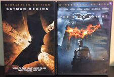 New listing Batman Begins & The Dark Knight (Pre-owned) / Widescreen / Dvds