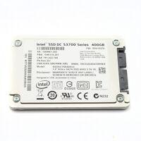 "400GB Intel DC S3700 SSD Festplatte MLC Drive intern 1,8"" Micro SATA ^"
