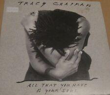 """Tracy Chapman -7"""" Single-Todo lo que tienes es tu alma/Subcity, ex +"""