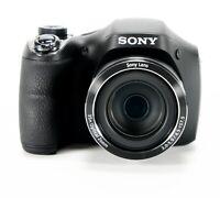 NEW Sony Cybershot DSC-H300 20.1MP Digital Camera ZOOM 35x Optical, 70x Digital