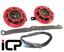 ICP Supertone Hella Horn Kit Plug & Play Fits: Subaru WRX STi Final Edition