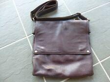 Milleni Genuine Leather Postmans style messenger bag *Unisex*