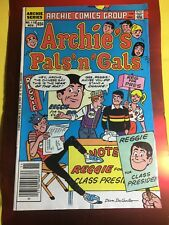 Archie's Pals 'n' Gals #178 (Nov 1985, Archie)