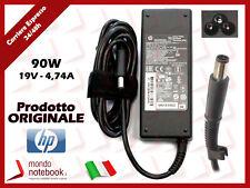 NUOVO Originale HP 393954-001 394224-001 Adattatore Caricatore a corrente alternata 90W PA-1900-08R1