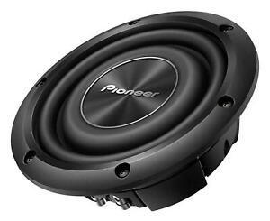 """Pioneer TS-A2000LD2 700 Watts 8"""" Dual 2 Ohm Shallow Mount Car Truck Subwoofer"""