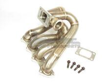 1320 Top Mount Turbo Manifold T3 Integra Civic B-Series VTEC Engines B16 B18 B20