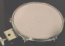 Prism RR10 10in Dual Trigger Zone Mesh Electronic Snare Drum Pad Alesis/Roland