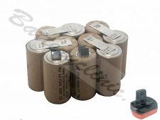 Batteria trapano Metabo D-72622   Ni-Cd 12V  2000 mAh. kit AUTO INSTALLAZIONE