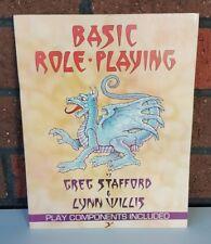 Basic Role Playing Guide by Greg Stafford & Lynn Willis 1980, 1981 RPG Vintage