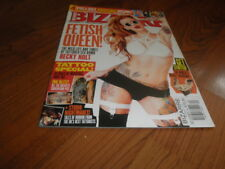 Bizarre Magazine-BECKY BOLT_Tattooed Sex Bomb_4 Pull Out Posters-Mint Copy