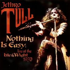 JETHRO TULL - Nothing Is Easy (Live) ( Ltd. 180g 2LP colorié vinyle, Gatefold)
