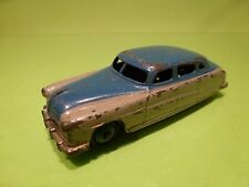 DINKY TOYS HUDSON 139 171 HUDSON SEDAN - GREY BLUE  1:43 - GOOD CONDITION