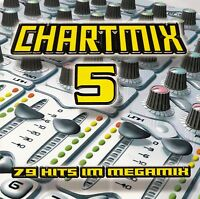 CHARTMIX 5 - 79 HITS IM MEGAMIX / 2 CD-SET