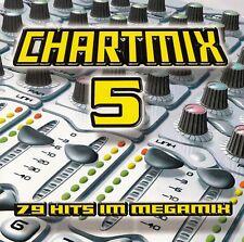 CHARTMIX 5 - 79 HITS IM MEGAMIX / 2 CD-SET