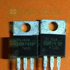 Good quality   5PCS   IRL1404  IRLI404  IRL1404PBF   TO-220   Transistor
