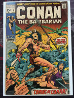 conan the barbarian comic 1