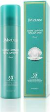 Jm Solution Marine Luminous Pearl Sun Spray Spf50+Pa+ 180ml