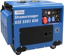 Güde Stromerzeuger GSE 5501 DSG ...