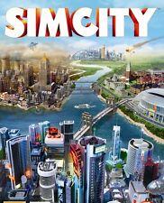 Simcity 2013 PC, Mac [Origin Key] No Disc/Box, Region Free