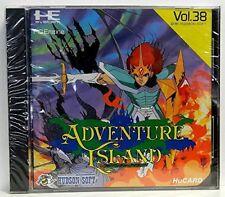 Adventure Island NEC PC Engine PCE Hu Card Japan Used F/S