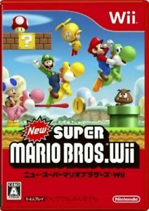 New Super Mario Bros. Wii (Wii, 2009)
