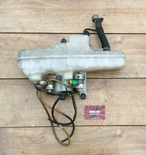 NISSAN 300ZX Z32 TT SWB SHORT WHEEL BASE WINDSCREEN WASHER BOTTLE & PUMPS