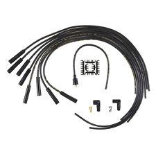 BIG BLOCK CHEVY 396-427-454 ACCEL 4040K UNIVERSAL 8mm Spark Plug Wires BLACK
