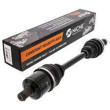 NICHE Heavy Duty Front Drive Shaft CV Axle for Polaris 1332440 RZR 570 800