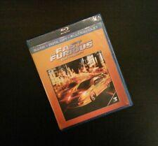 Fast & Furious 3 Tokyo Drift (2006) Blu-Ray + Digital Copy, New & Factory Sealed