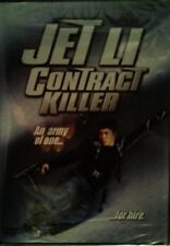 Wei Tung's CONTRACT KILLER (1998) Jet Li Eric Tsang Simon Yam Gigi Leung SEALED