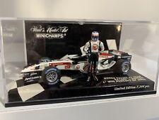 Jenson Button 2006 F1 Honda RA106 First Win Hungary Hungaroring Minichamps 1:43