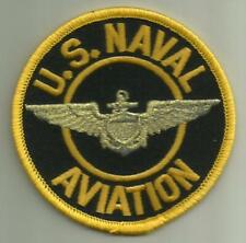U.S.NAVAL AVIATION PATCH NAVY FIGHTER AIRCRAFT PILOT HELICOPTER SAILOR SOLDIER