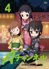ANIME-A CHANNEL 4-JAPAN DVD M13
