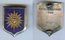 Cuirassiers -  7° Régiment cuirassiers émail Drago Paris G.885