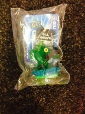 Skylanders - Green Crystal Clear Gill Grunt -  Neu