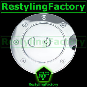 97-03 FORD F150 F-150 Triple Chrome Plated ABS Gas Fuel Door Cover