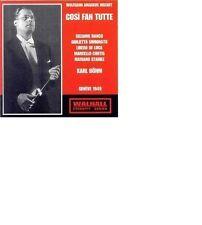 MOZART Cosi Fan Tutte (Geneve 1949) KALR BÖHM Suzanne Danco Giulietta Simionato