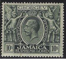 Jamaica 1921 George V Pictorial set Sc# 88-100 mint
