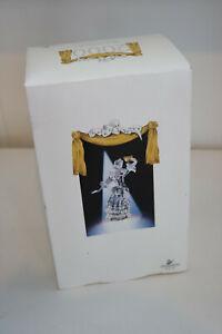 SWAROVSKI crystal Masquerade Columbine mask on  with box and COA