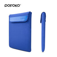 "Blue 14"" Laptop Sleeve Case for ASUS ZenBook Duo UX481/ Flip 14 UM462DA/ UM433IQ"