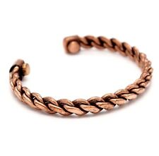 Copper Bracelet with Magnetic magnets