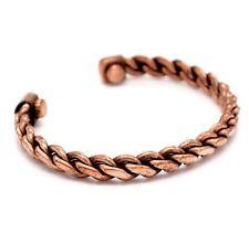 Bracelet Cuivre avec aimants Magnétique